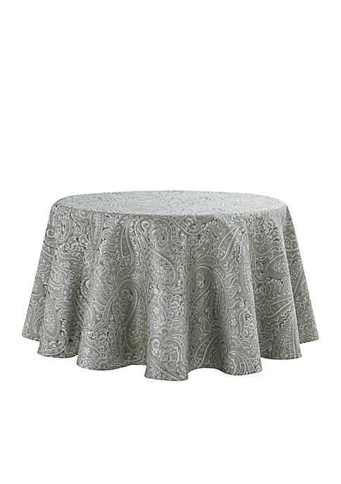 Waterford Esmerelda Round Tablecloth Belk