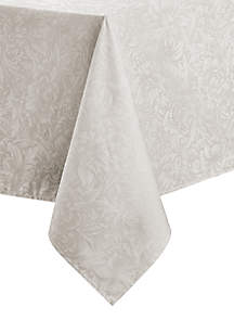 Peony Oblong Tablecloth