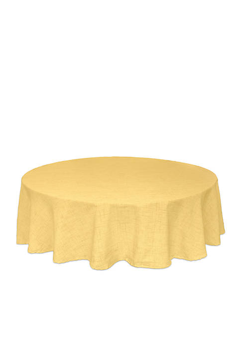 Bardwil Brussels Buttercup Tablecloth
