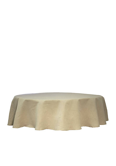 Bardwil Brussels Round Tablecloth 70-in.