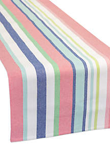 Crown Stripe Table Runner