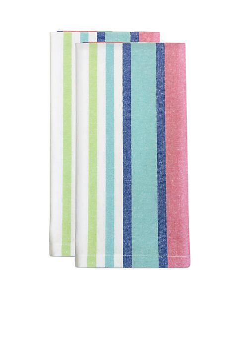 Stripe Napkins - Set of 2