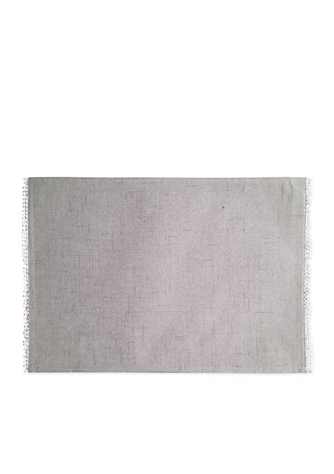 Lenox® French Perle Dove Gray Placemat 13-in. x