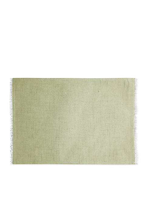 Lenox® French Perle Pistachio Placemat 13-in. x 19-in.