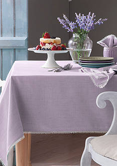 Lenox® French Perle Violet Table Linens
