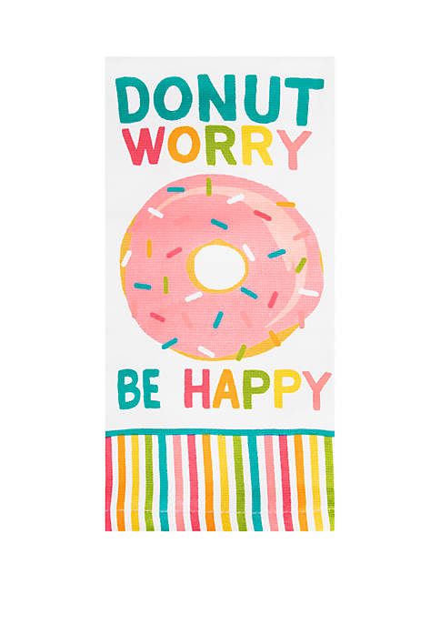John Ritzenthaler Company® Donut Worry Be Happy Kitchen