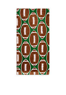 Football Fiber Reactive Kitchen Towel