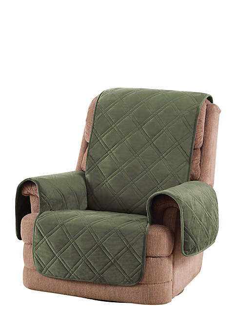 Triple Protection Recliner Cover