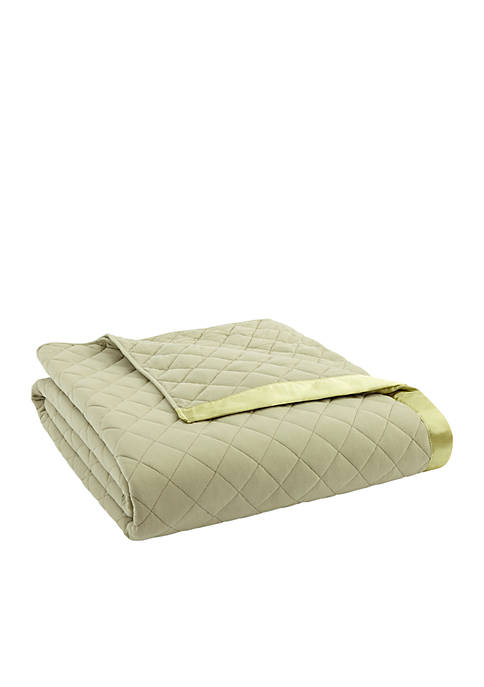 Shavel Full/Queen Quilted Blanket 90-in. x 90-in.