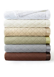 Shavel Micro Flannel Quilted Blanket