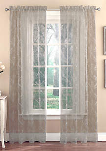 Evangeline Sheer Window Panel