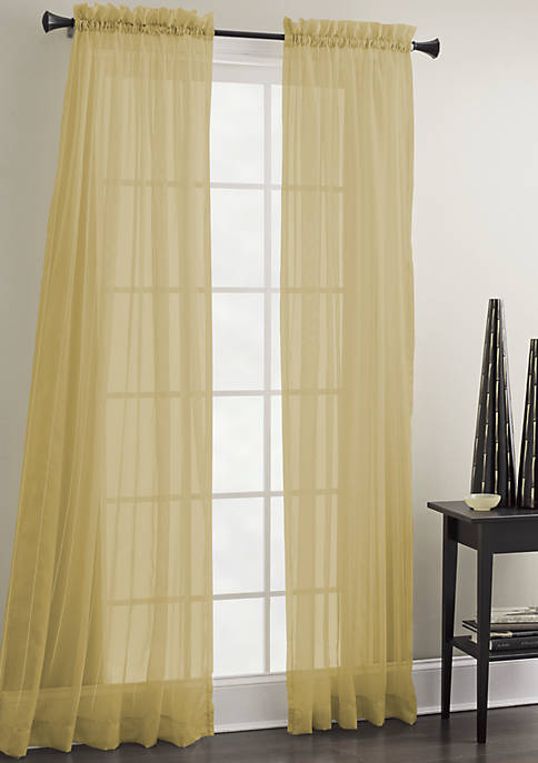 Croscill Sheer Mist Drapery Panel 40-in. x 84-in.