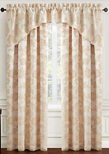 Adrianna Window Valance 72-in. x 23.75-in.