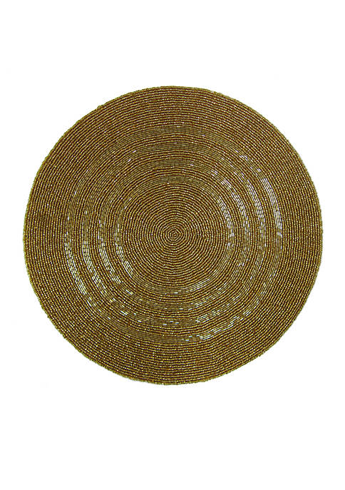Bling Round Placemat