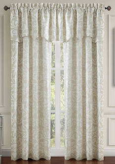 Croscill Manola Window Panel and Valance