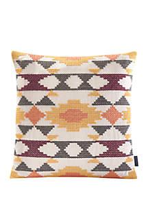 Arvada Cross Stitch Pillow by Pendleton