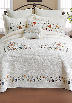 Nostalgia Home Fashions Alice Bedding Collection