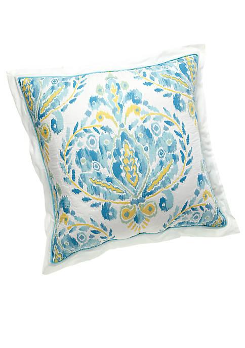 Breeze Round Decorative Pillow 14-in. Diameter
