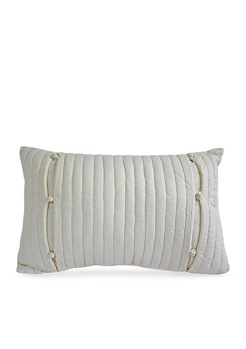 Nostalgia Lexington Oblong Decorative Pillow 14-in. x 20-in.