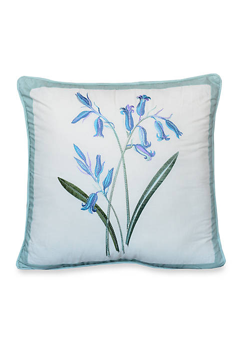Nostalgia Josephine Square Decorative Pillow 16-in. x 16-in.