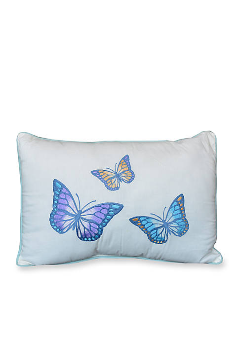 Nostalgia Josephine Oblong Decorative Pillow 14-in. x 20-in.