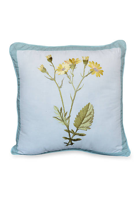 Josephine Square Decorative Pillow 16-in. x 16-in.
