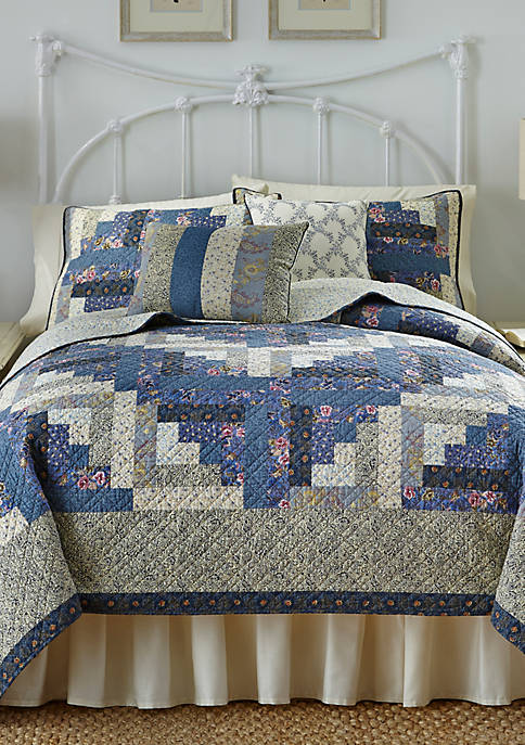 Nostalgia Olivia Twin Quilt 68-in. x 86-in.