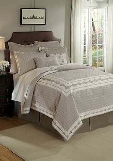 Nostalgia Home Fashions Veranda Bedding Collection
