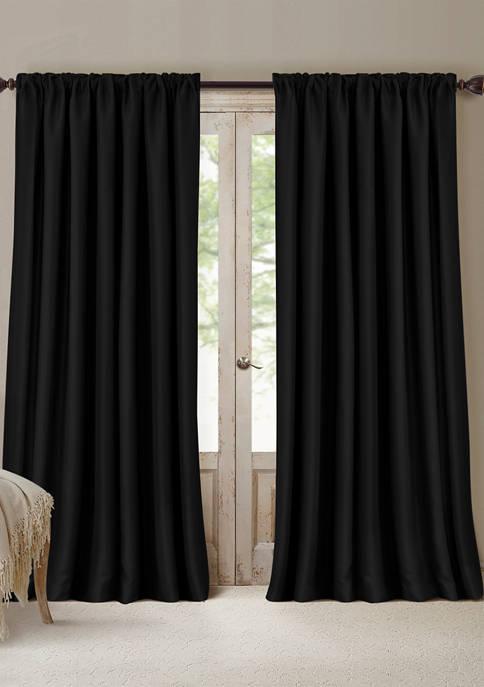 All Seasons Blackout Window Curtain Panel