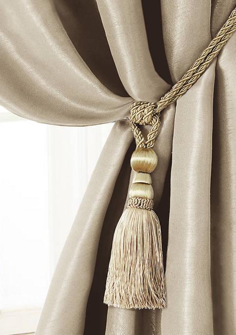 Amelia Decorative Tassel Window Curtain Tieback