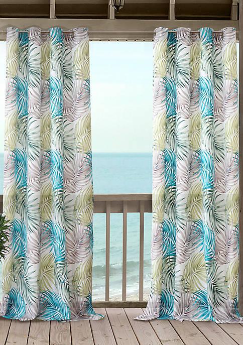 Tahiti Indoor/Outdoor Single Window Panel
