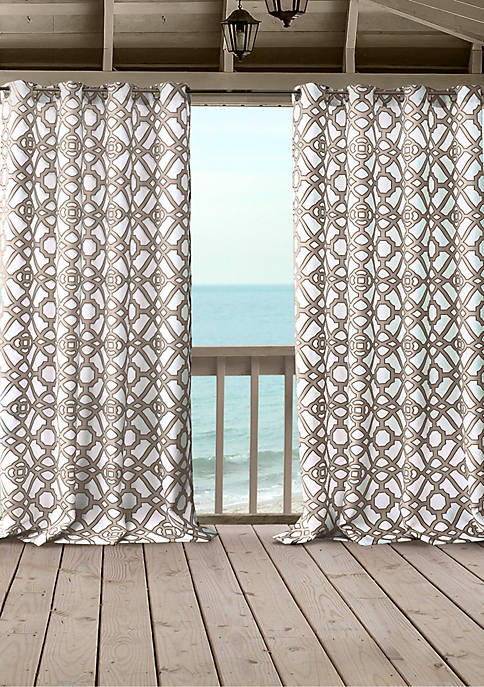 Elrene Marin Indoor/Outdoor Single Window Panel