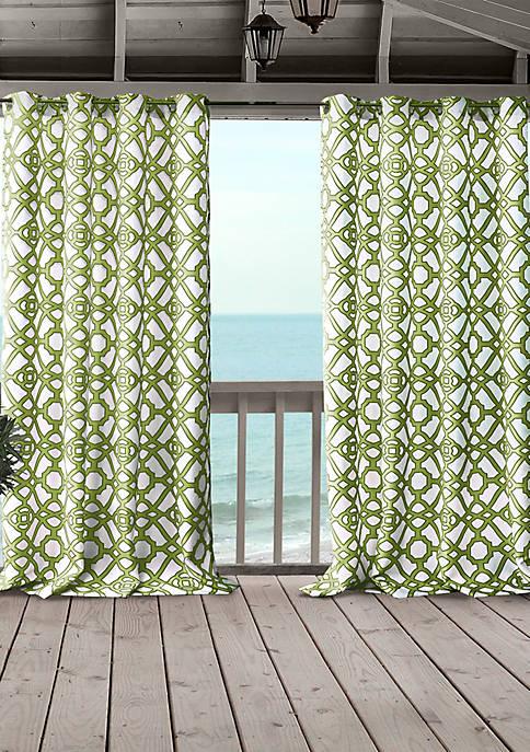Elrene Marin Indoor/Outdoor Single Window Panel
