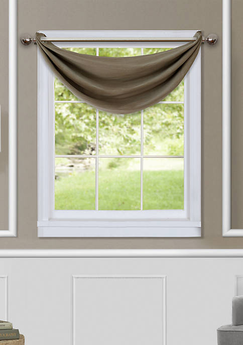 Elrene Brooke Window Valance