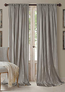 Athena 3 Piece Window Curtains and Scarf Valance Set