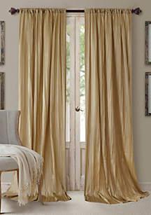 Elrene Athena 3 Piece Window Curtains and Scarf Valance Set