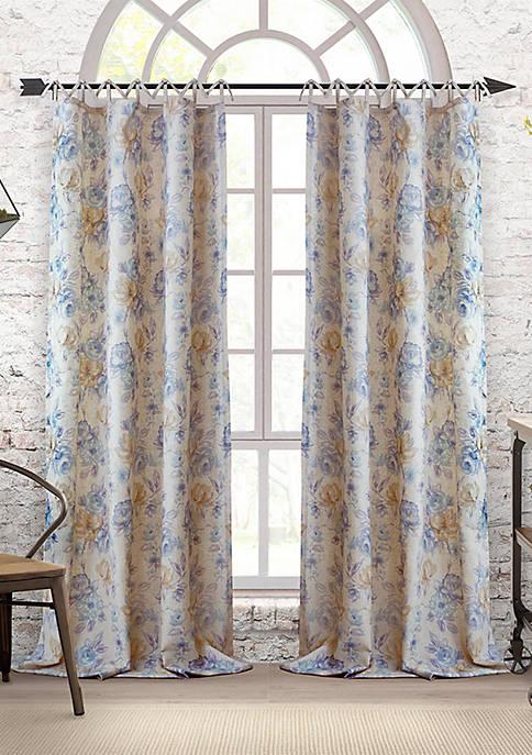 Annalise Tie Top Single Window Panel