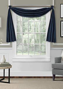 Leila Scarf Window Valance