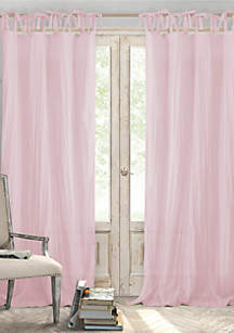 Window Curtains Drapes White Gold Floral More Belk