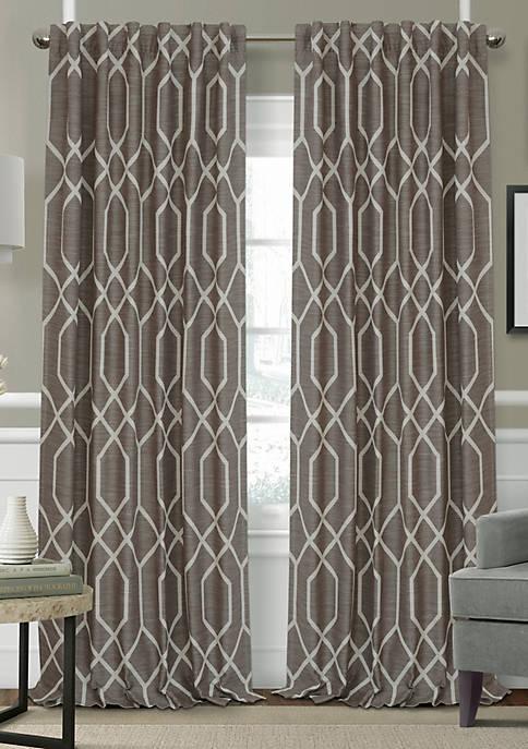 Elrene Devin Single Window Panel