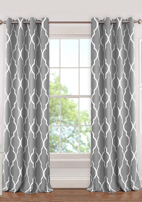 Elrene Emery Single Window Panel