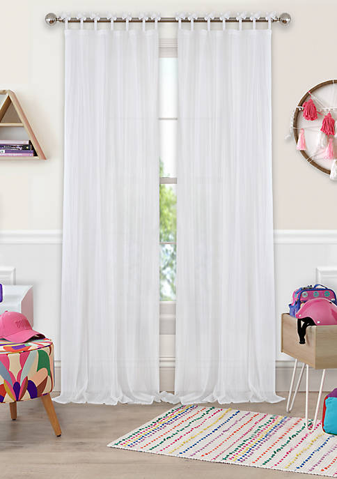 Elrene Greta Single Window Panel