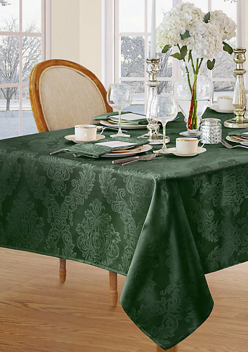 Elrene Barcelona Damask Tablecloth
