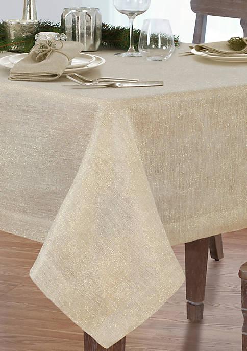 La Classica Oblong Fabric Tablecloth