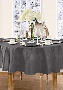 Barcelona Damask Round Tablecloth