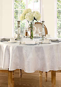 Barcelona Damask Round Tablecloth
