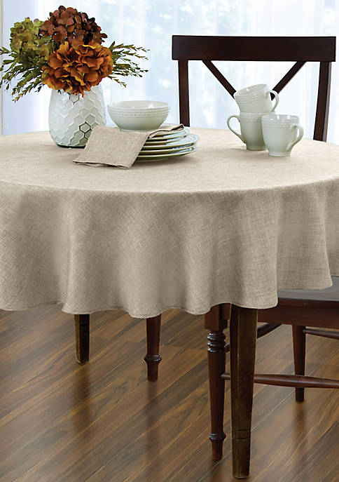 Elrene Pennington Round Tablecloth