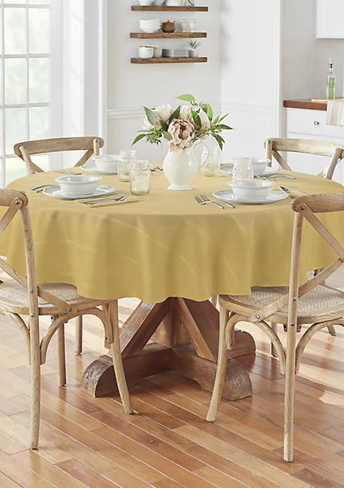 Elegance Plaid Tablecloth