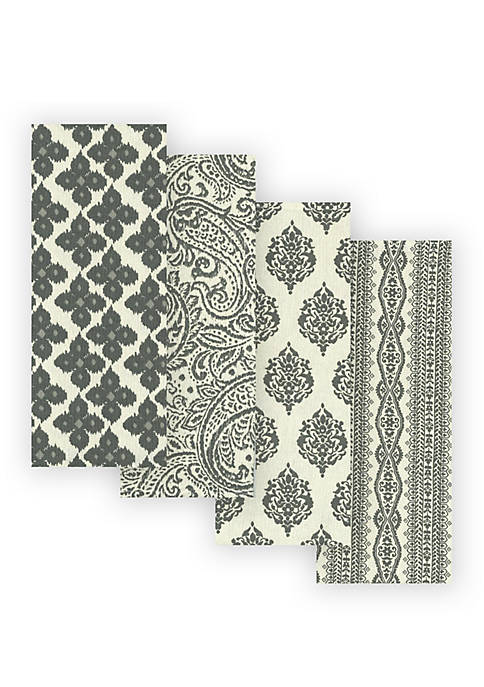 Elrene Everyday Casual Prints Assorted Cotton Fabric Kitchen