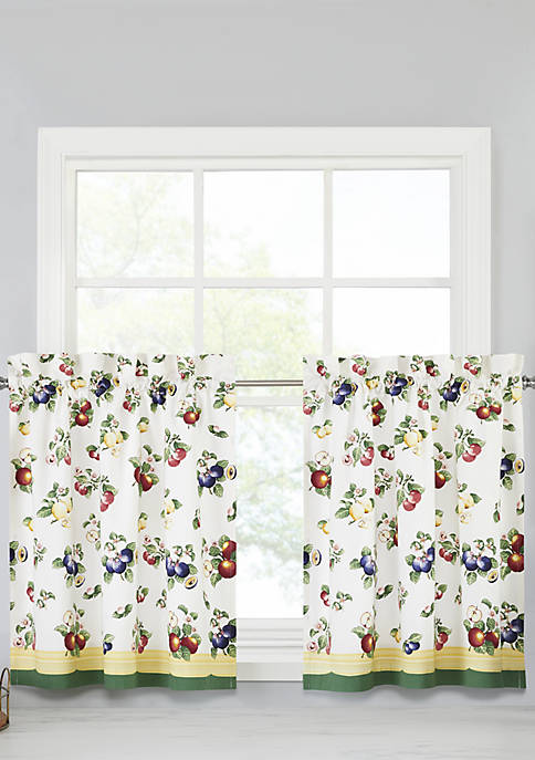 French Garden Window Tier Set